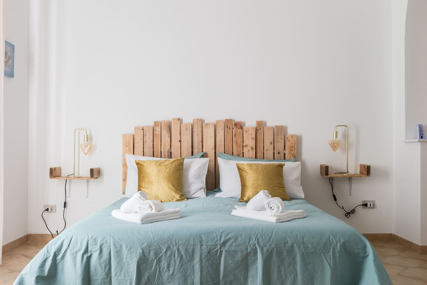 Letto matrimoniale - King size bed