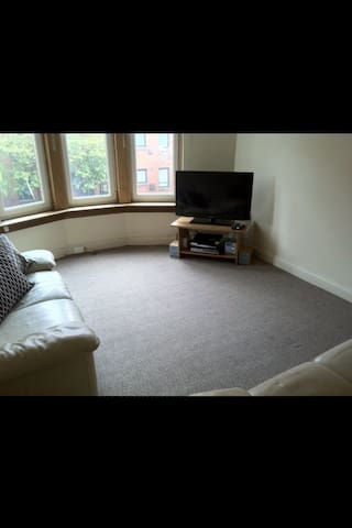Beautiful 1 bedroom flat - Glasgow - Apartment