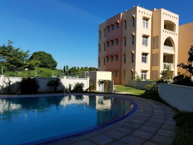 Lovely two bedroom apartment - KMA Estate Mtwapa