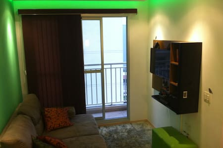 Apartment for brazilian World Cup - Santo André - Apartment