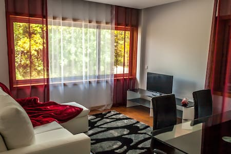 Modern deluxe apartment in Coimbra