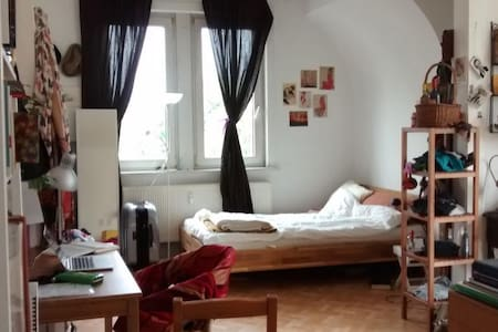 Beautiful large room in perfect area - Göttingen - Wohnung