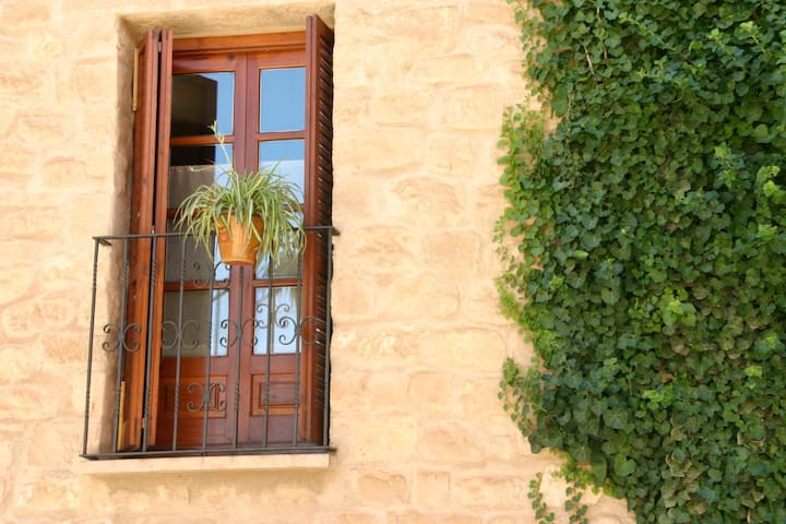 Casa de la Neveria en el Matarranya - Calaceite - Hus
