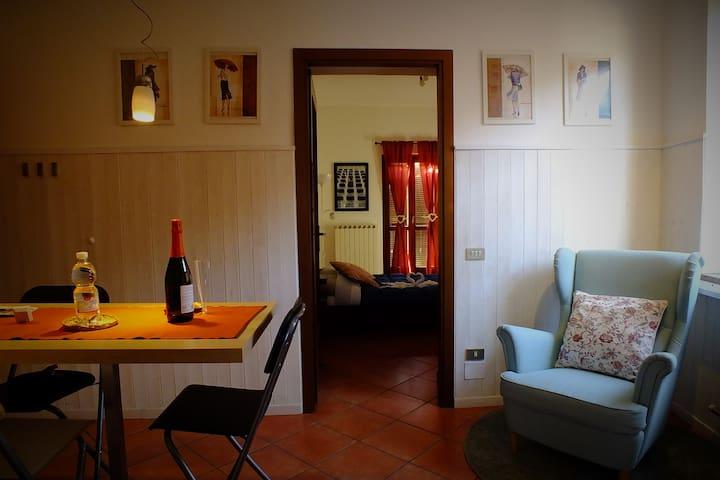 Appartamento R&R nel cuore di Vigevano