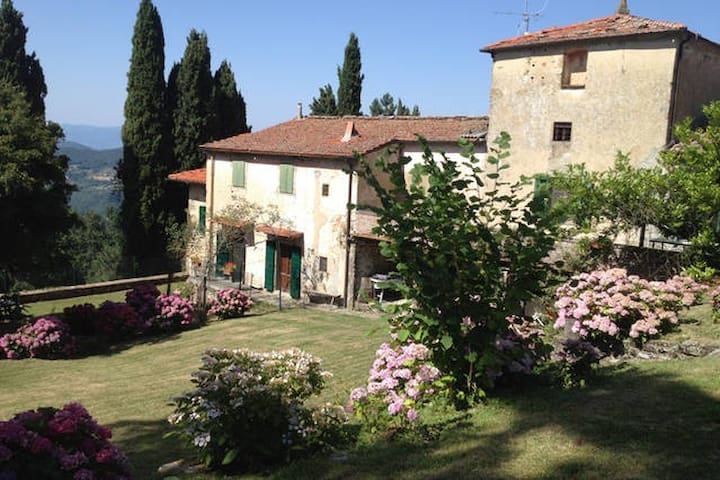 Peacefully holy monaster - Borselli - Apartment