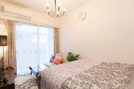 4pax nr3STAs EasyAccess TV+int+WiFi - 港区 - Apartmen