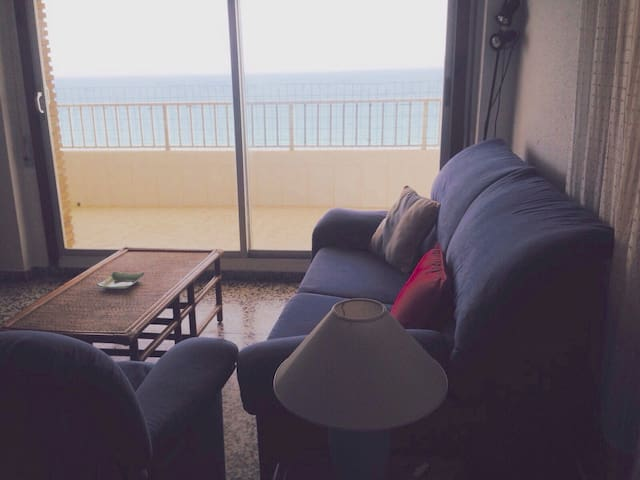 AMAZING 9TH FLOOR SEA VIEW - Mareny Blau - Apartamento