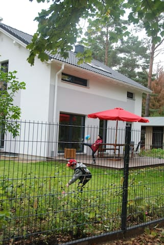 Ferienhaus Wandlitz/Berliner Umland - Wandlitz - Haus