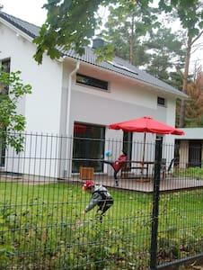 Ferienhaus Wandlitz/Berliner Umland - Wandlitz - House