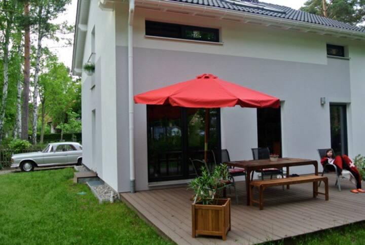 Cosy house Wandlitz near Berlin
