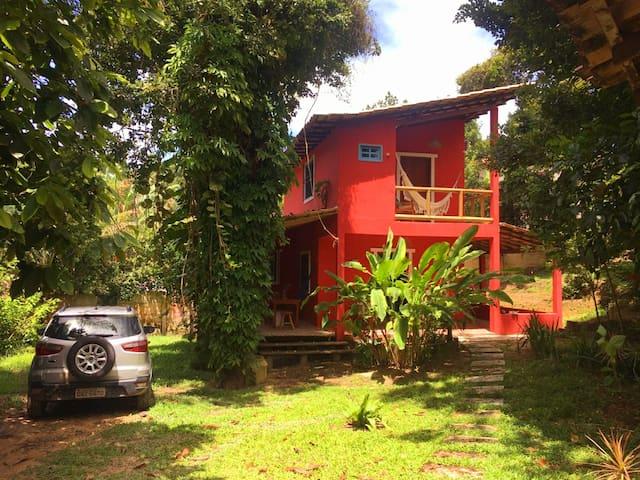Trancoso, Brazil - beach house