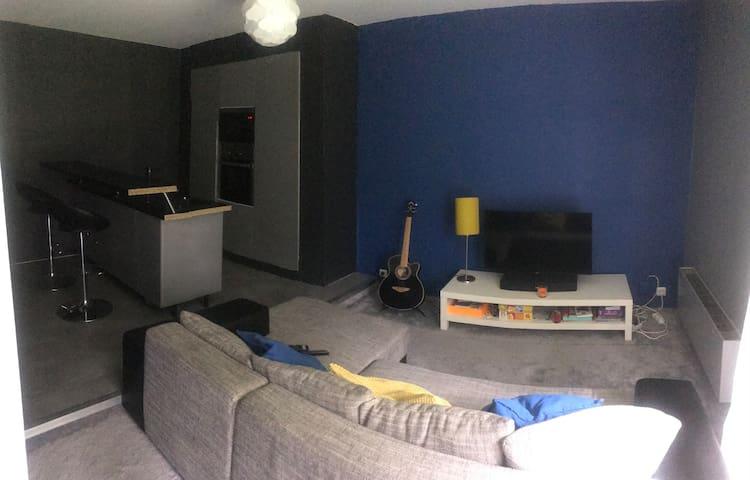 Charmant studio