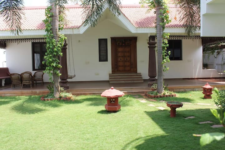 Sree's cottage - Puducherry - Casa
