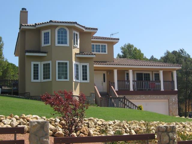 Villa Sitges Mas Mestre - Olivella - House
