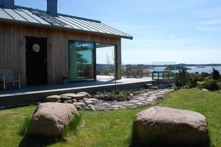 House with great ocean view - Grundsund - Casa