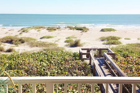 Beach Condo Panoramic Ocean View - Cocoa Beach - Apartamento