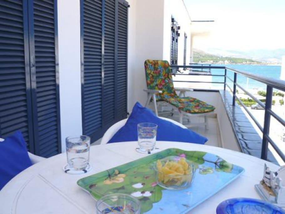 Sun & Sea cosy appartment view sea