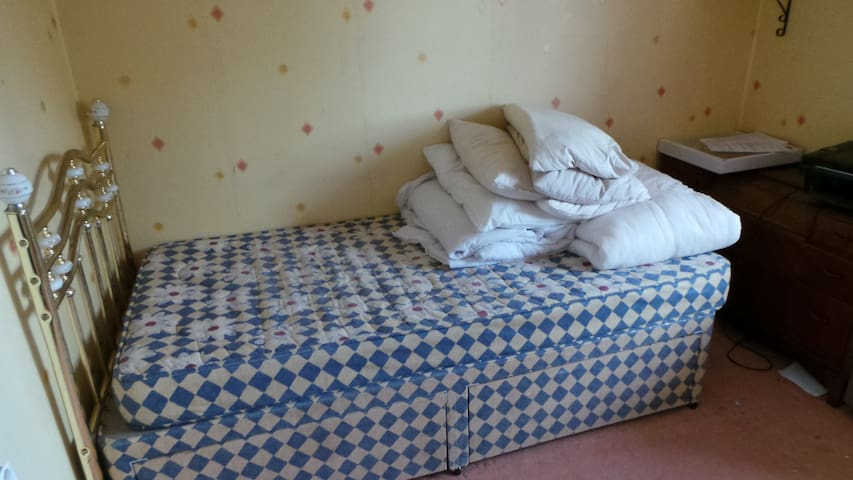 1 room with parking outside - Clapham - Hus