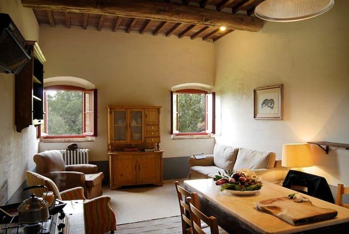 Comfy apartment in organic farm