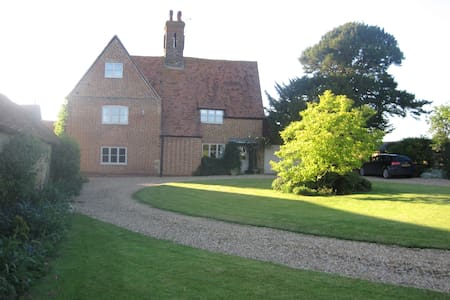 Working farm B&B in quiet location - Buckingham - Penzion (B&B)
