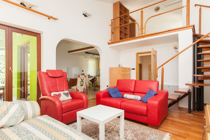 House for 8 persons - Premantura - Дом