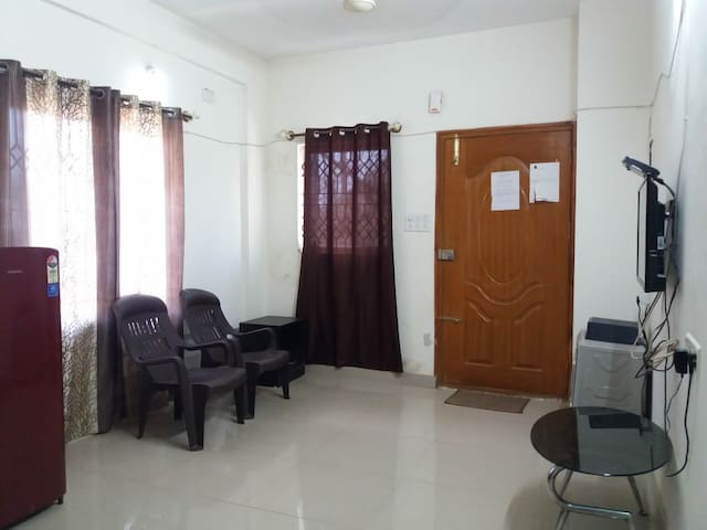 Entire Apartment 1BHK