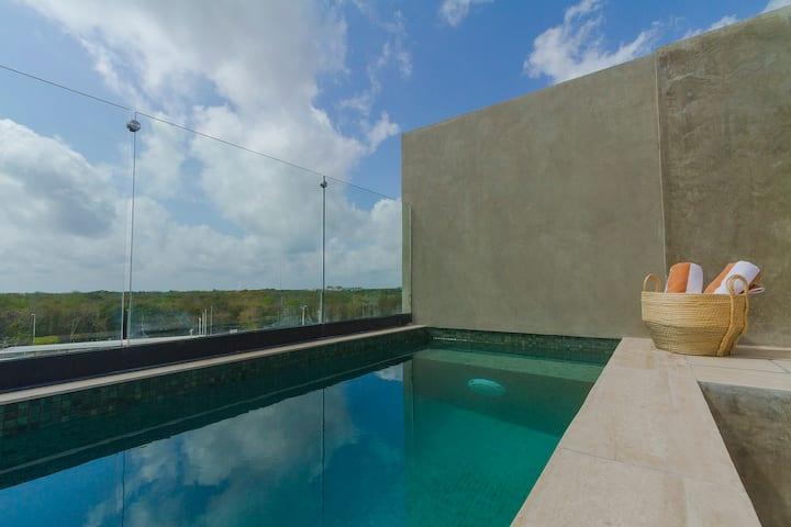 Deluxe Romantic Studio & With Private Pool