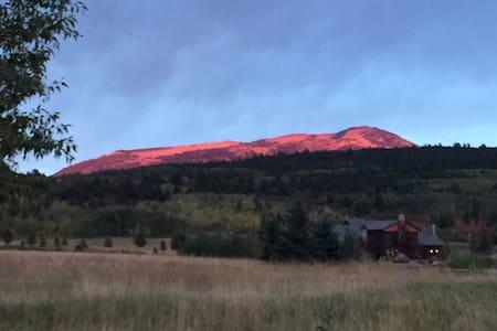 Taylor Mountain Peak-A-Boo