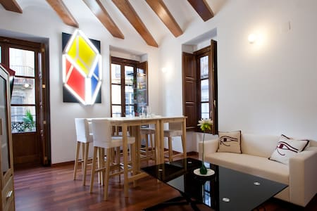 Apartment in the historic center  WiFi - Valencia - Wohnung