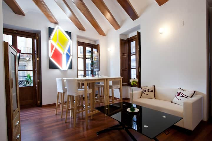 Apartment in the historic center  WiFi