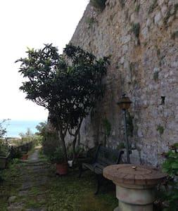 Among the ancient walls and the sea - San Felice Circeo