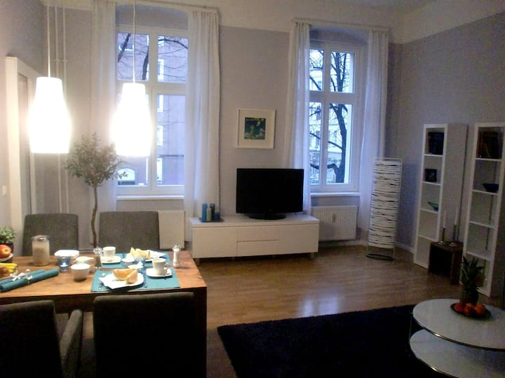Gorgeous flat in the heart of Mitte