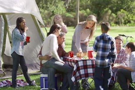 Easy camping (& RV) accomodation - Mole Creek - 露营车/房车