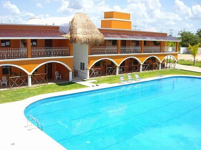 hacienda campestre Chetumal QRoo MX
