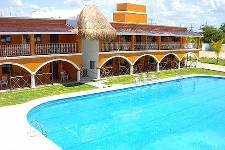 hacienda campestre - Chetumal