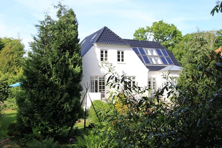 Lovely and spacious villa near beac - Middelfart - Huis