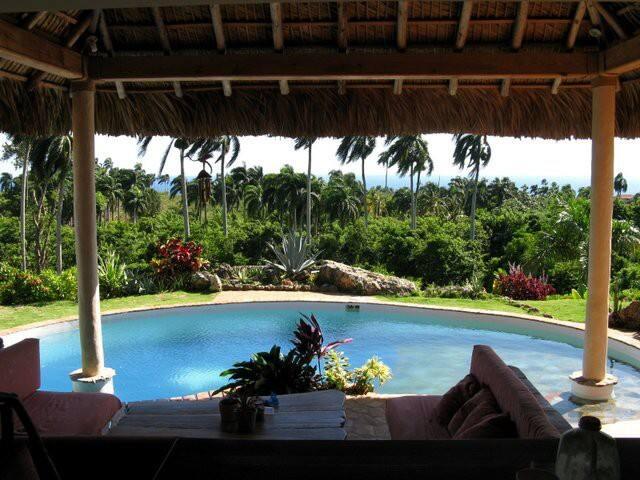 Villa Bali vue sur mer à 180°  - Cabrera - Villa
