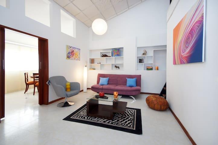 la suite de los  profesionales - Cali - Apartment