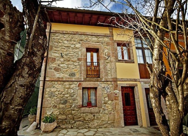 Rural House in Cabrales,