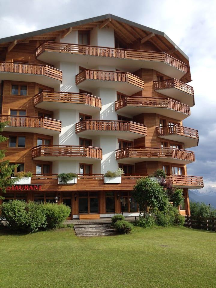 App. 162 - Bristol Hôtel à Villars-sur-Ollon