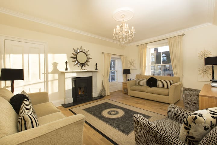 AARAN HAVEN 5 star, 3 bed, sleeps 6 - North Berwick - Casa