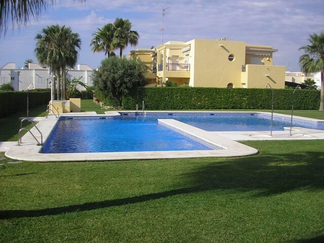 Vera Playa (Almeria), Apart. 2 dorm - Vera - Appartement