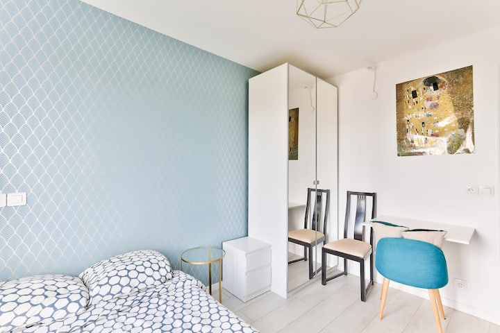 Nice Studio in the 18th arrondissement of Paris - PRO AGENCY