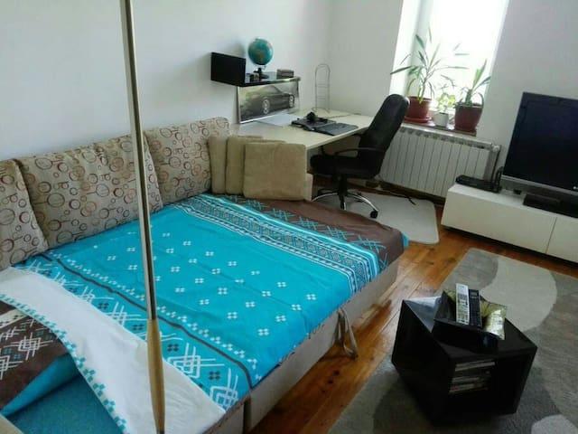 Vip Nora & Jan 1+1 centar Sarajevo - Saraievo - Apartamento