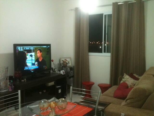 Apartamento mobiliado para a Copa - Cuiabá - Apartmen