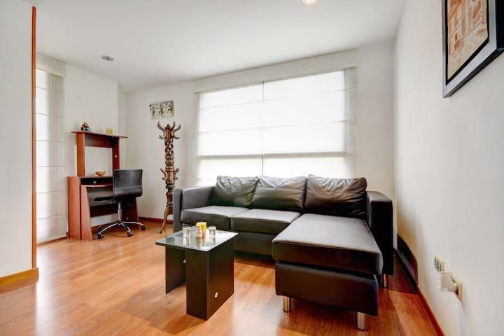 Cozy Apartment Pie del Cerro - Cerro Nutibara Hill