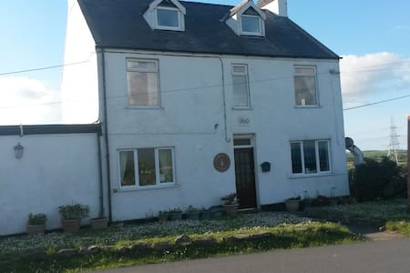 Sportsmans Lodge B&B (Family Room) - Rhosgoch - Bed & Breakfast