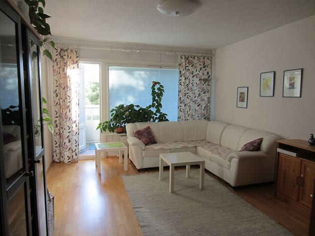 3 br near airport, 20 min to city - Vantaa - Apartemen