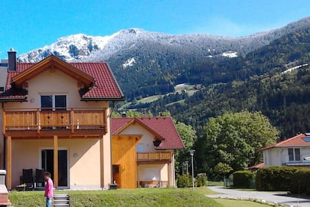 Chalet am Sonnenpiste voor 6 pers - Kötschach - Rumah
