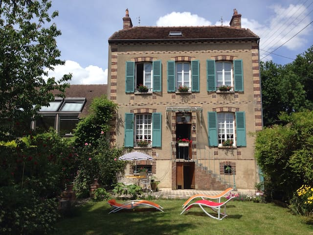 Charming French house in Burgundy  - Sens - Hus
